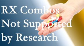 Cox Chiropractic Medicine INC offers research supported chiropractic care including spinal manipulation which may be found useful when non-research supported drug combinations don't work.