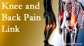 Cox Chiropractic Medicine Inc treats back pain and knee osteoarthritis to help avert falls.