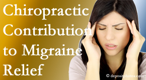 Cox Chiropractic Medicine Inc use gentle chiropractic treatment to migraine sufferers with related musculoskeletal tension wanting relief.
