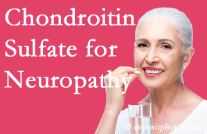 Cox Chiropractic Medicine INC shares how chondroitin sulfate may help relieve Fort Wayne neuropathy pain.