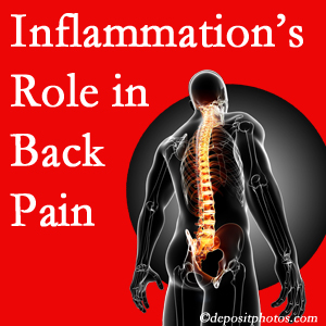 The role of inflammation in Fort Wayne back pain is real. Chiropractic care can manage it.
