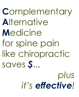 spine pain help from Fort Wayne chiropractors