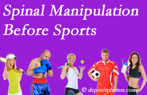 Cox Chiropractic Medicine Inc offers spinal manipulation to athletes of all types – recreational and professional – to enhance their efforts.