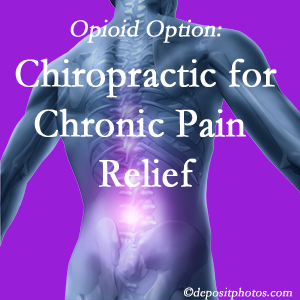 Instead of opioids, Fort Wayne chiropractic is valuable for chronic pain management and relief.