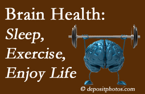 Fort Wayne chiropractic care of chronic low back pain incorporates advice for sleep, exercise and life enjoyment.