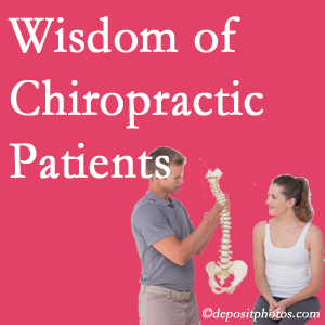 Many Fort Wayne back pain patients choose chiropractic at Cox Chiropractic Medicine INC to avoid back surgery.
